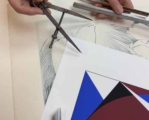 Artisanat d'art atelier d'encadrement Jean-Luc Vialard, quartier du Grand-Rond à Toulouse