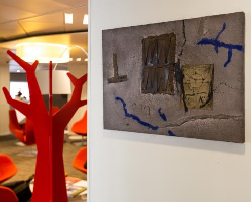 Butte aux Cailles - Richard Texier Location d'œuvres d'Art aux entreprises